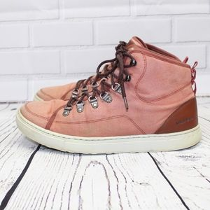 Merrell Arabian Spice High Top Canvas Sneakers 12
